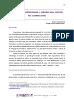 Abordagens Intersemióticas e Ensino de Literatura e Língua Portuguesa Para Graduandos Surdos
