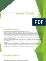 Revisão Tsp Np2