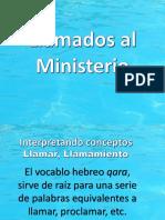 Ministerio Prioridades