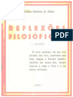 Antônio Ferreira de Sousa - Reflexões Filosóficas