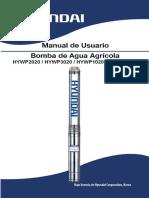 Manual Bombas Sumergibles2