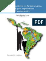 Sociedad Gobierno America Latina
