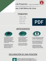 Caso Metro de Lima