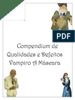 Compendium de Qualidades e Defeitos