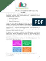 Material-2019 12 Estrategias Para Las Bibliotecas de Las Escuelas Normales (1)