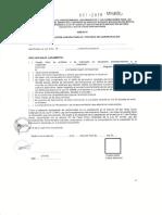 Declaraciones Juradas Para Contrato Docente 2019