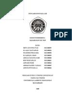 Pengaruh Ph Pada Air, m.sadiqul Iman (h1e108059)