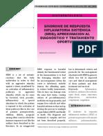 Peritonitis y Abscesos Intraabdominales