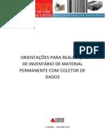 Manual Coletor de Dados 3ª Edição 2015