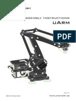 Latest Greatest UArm Assembly Instructions v1