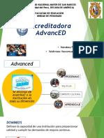 Modelo de Acreditación Advanced