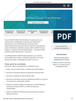 Exame AWS Certified Cloud Practitioner