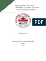 España Cristian -Normas ISA S5.1 -Automatización