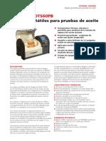 OTS80_60PB_DS_es_V01