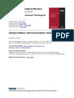 Harvard Theological Review Volume 79 issue 1-3 1986 Grant, Robert M. -- Carpocratians and Curriculum- Irenaeus' Reply