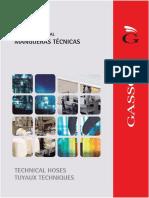 catálogo general de mangueras técnicas Gassó