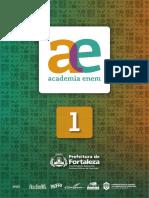AcademiaEnem 2018 Apostila 1