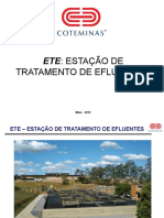 ETE - Diagrama e Fotos