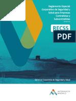 Antofagasta Minerals Sso Documento Recss