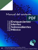 Nuevo Manual Del Participante Cems 2019