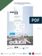 Indice de Contenidos Educa 2019