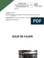 181231 Presentación Montaje de Cajon - Rev. 2