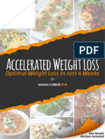Accelerated Weight Loss 2018