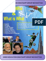 Kon Kya Hai Who is Who What is What 2018 PDF Book