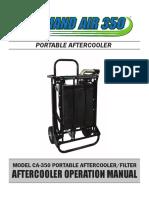 CA 350 Manual ContinentalCarbonic