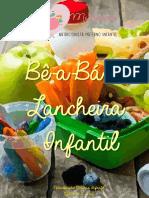 E-book Bê-A-Bá Da Lancheira Infantil