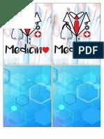 Caderneta Medicina