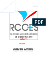 Libro de Cantos MRCCES Morelos 1