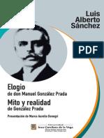 Elogio de DON MANUEL Gonzalez Prada-LAS