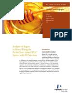 APP Analysis of Sugars in Honey 012101 01 (1)