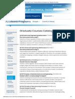 Catalog Course