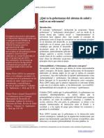Determinantes de Los Sistemas de Salud-2015