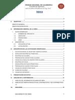 Informe Final - Seguimiento de Obra
