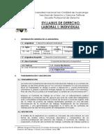 Syllabus Derecho Laboral 2019 Moderno 2