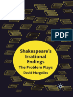 David Margolies (Auth.)-Shakespeare's Irrational Endings_ the Problem Plays-Palgrave Macmillan UK (2012)