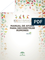 Manual de Ayuda Para Deconstruir Rumores