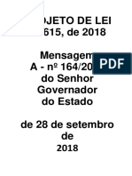 Projeto de Lei 615-2017