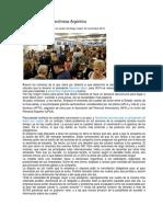 Productividad en Aerolineas Argentina