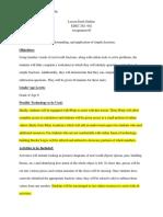 edec 262 lesson draft outline  completed