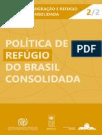 Politica de Refugio No Brasil