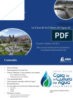 Casa Del Agua Cajamarca