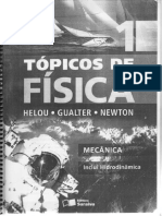 Topicos de Fisica Vol. 1 - Completo - Helou & Gualter & Newton