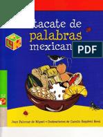 Itacate de Palabras Mexicanas