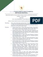 Peraturan Ka BPN tentang Tanah Terlantar