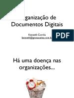 Organizaodedocumentos Arquivos 120327223606 Phpapp02