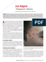 Adolescent Acne Vulgaris Consultant for Pediatricians Feb. 2015